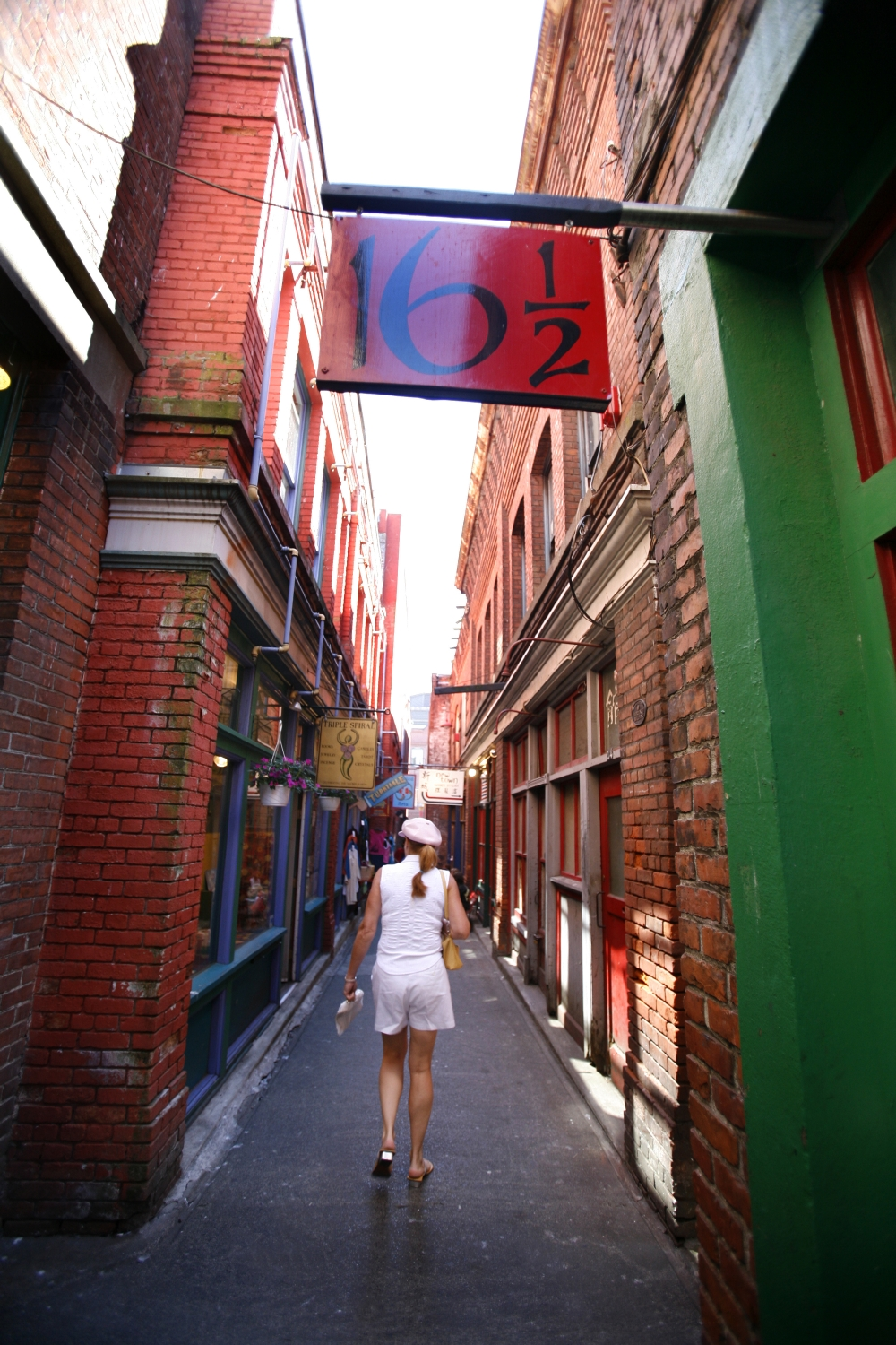 Explore historic alleyways steeped in culture.