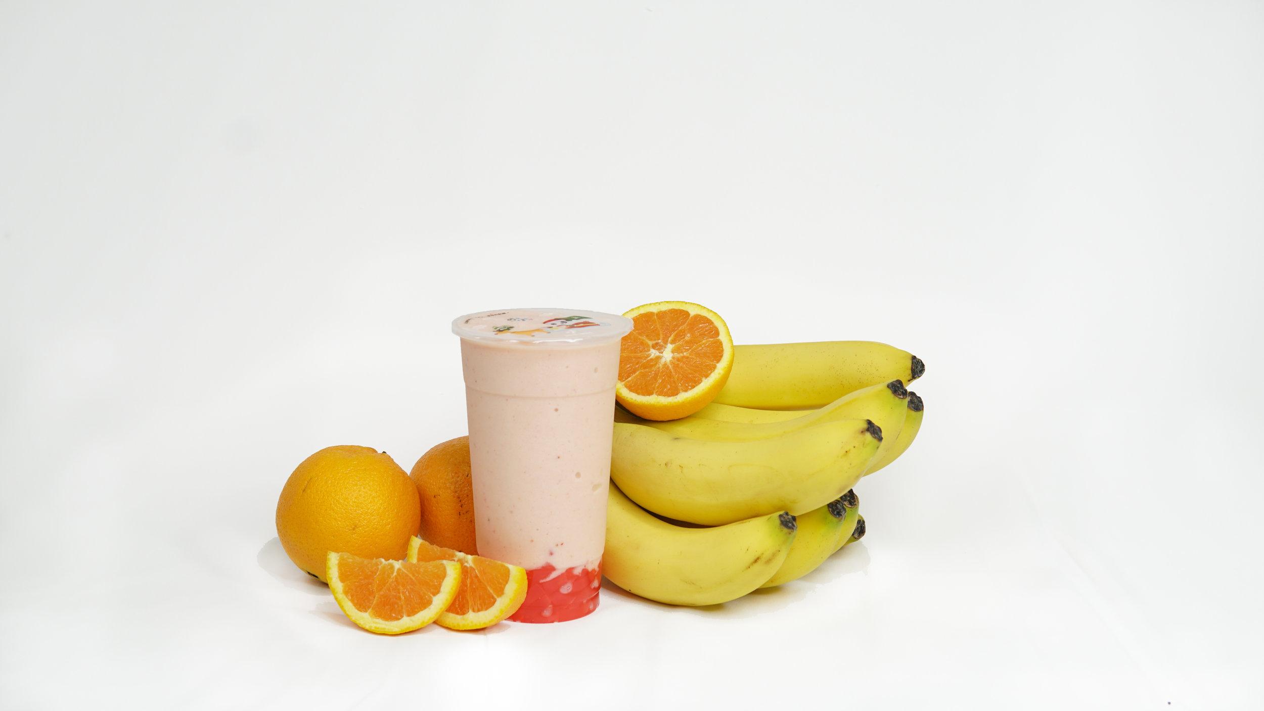 Orange - Flavor Combo: Week #5