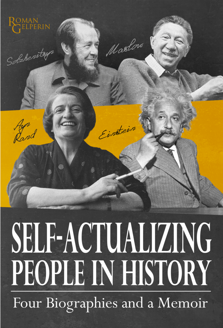 Self-Actualizing People in History - Self-Actualizing People in History is the culmination of ten years of self-exploration and intensive biographical research into the lives of the psychologically healthiest, most accomplished, most remarkable individuals in modern history. All people are born with the potential for self-actualization, they instinctively strive for it, but less than 1% actually achieve it. This book investigates the best of the ones that did, their experiences, their ideas, and the lives they led as a result.