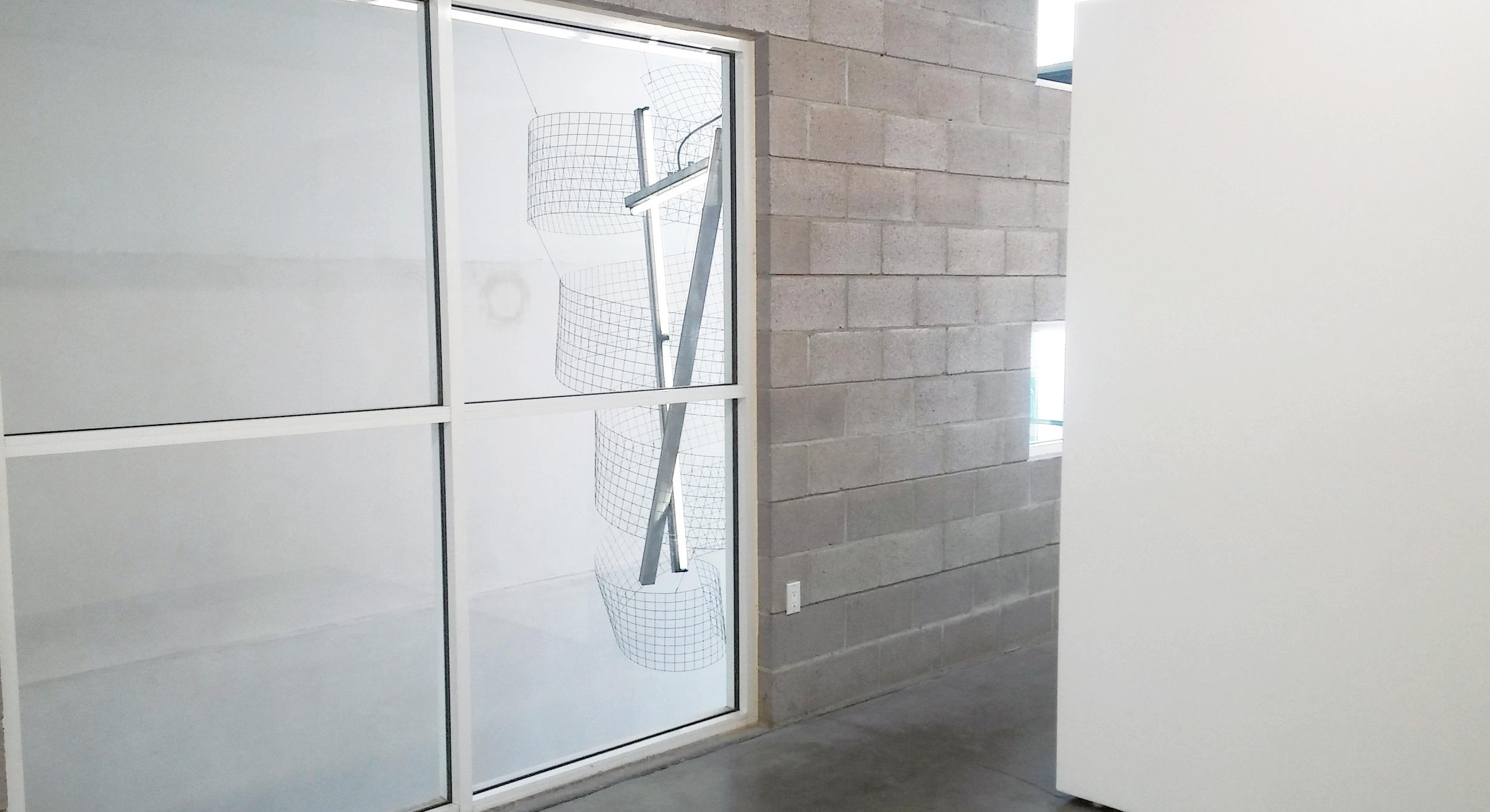 west window wall