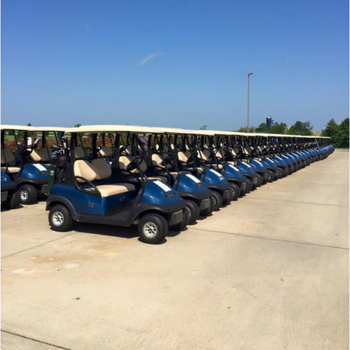 BEST FACILITY - Included Options:18 Hole Green FeeTournament RegistrationGolf Cart FeesRange Balls before PlayCart Identification TagsFlag Events (Pin Prizes)Rules AnnouncementCustom ScorecardsRegistration Set-upCustom ScoreboardBeverage CartPost Results to social media upon request
