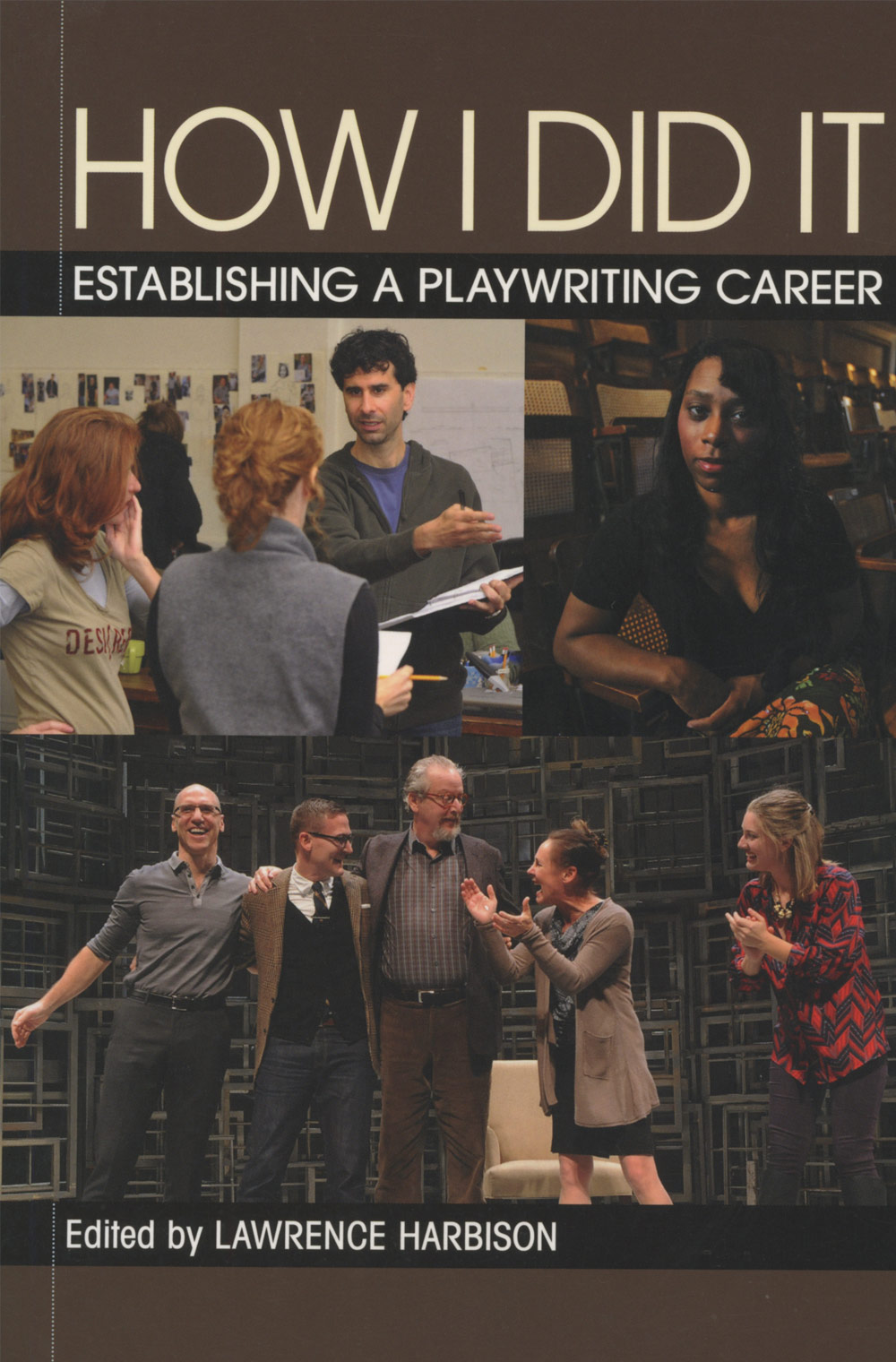 How I Did It: Establishing a Playwriting Career