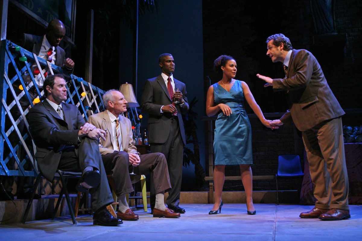 The Overwhelming at Roundabout Theater Company