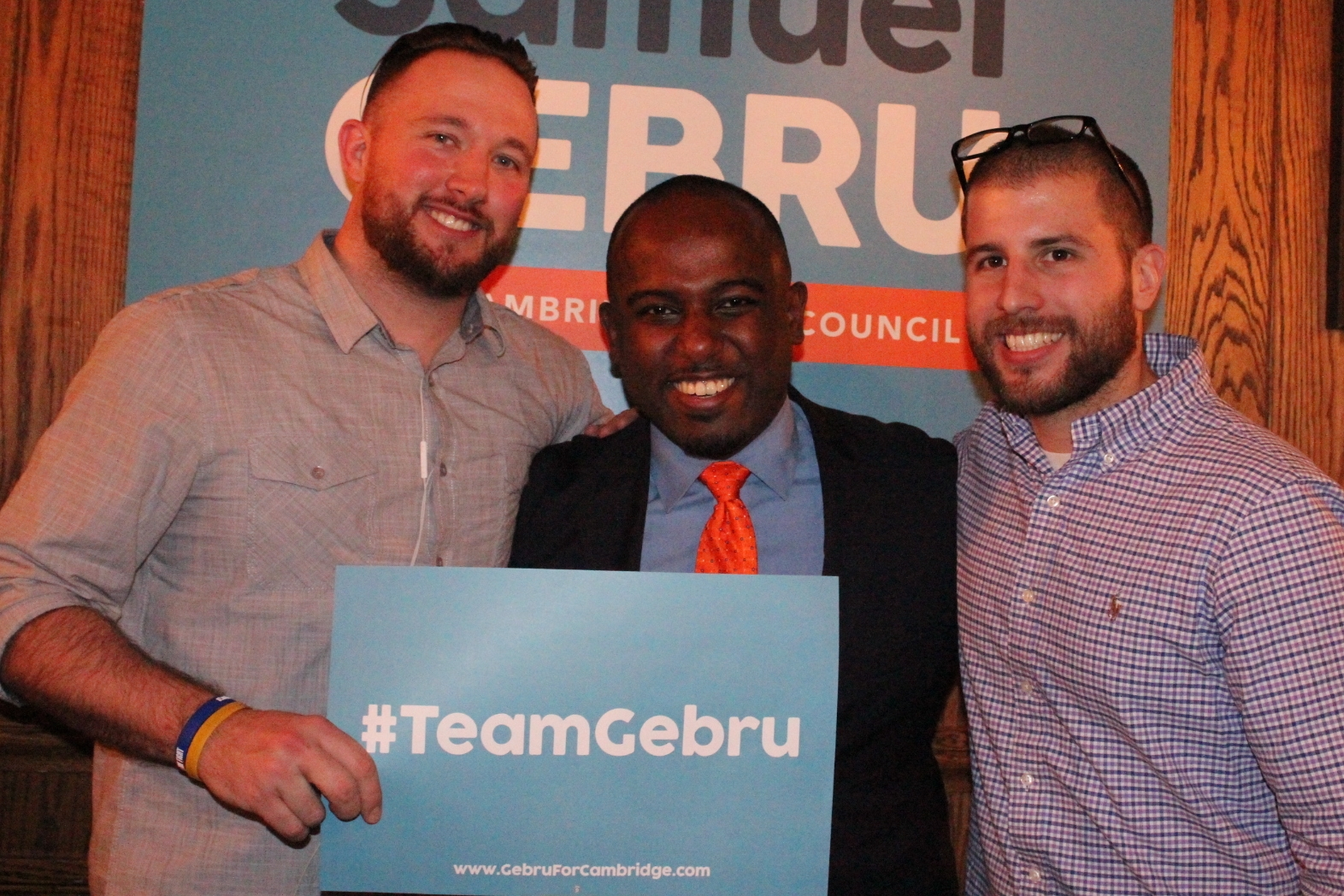 Meet Team gebru -
