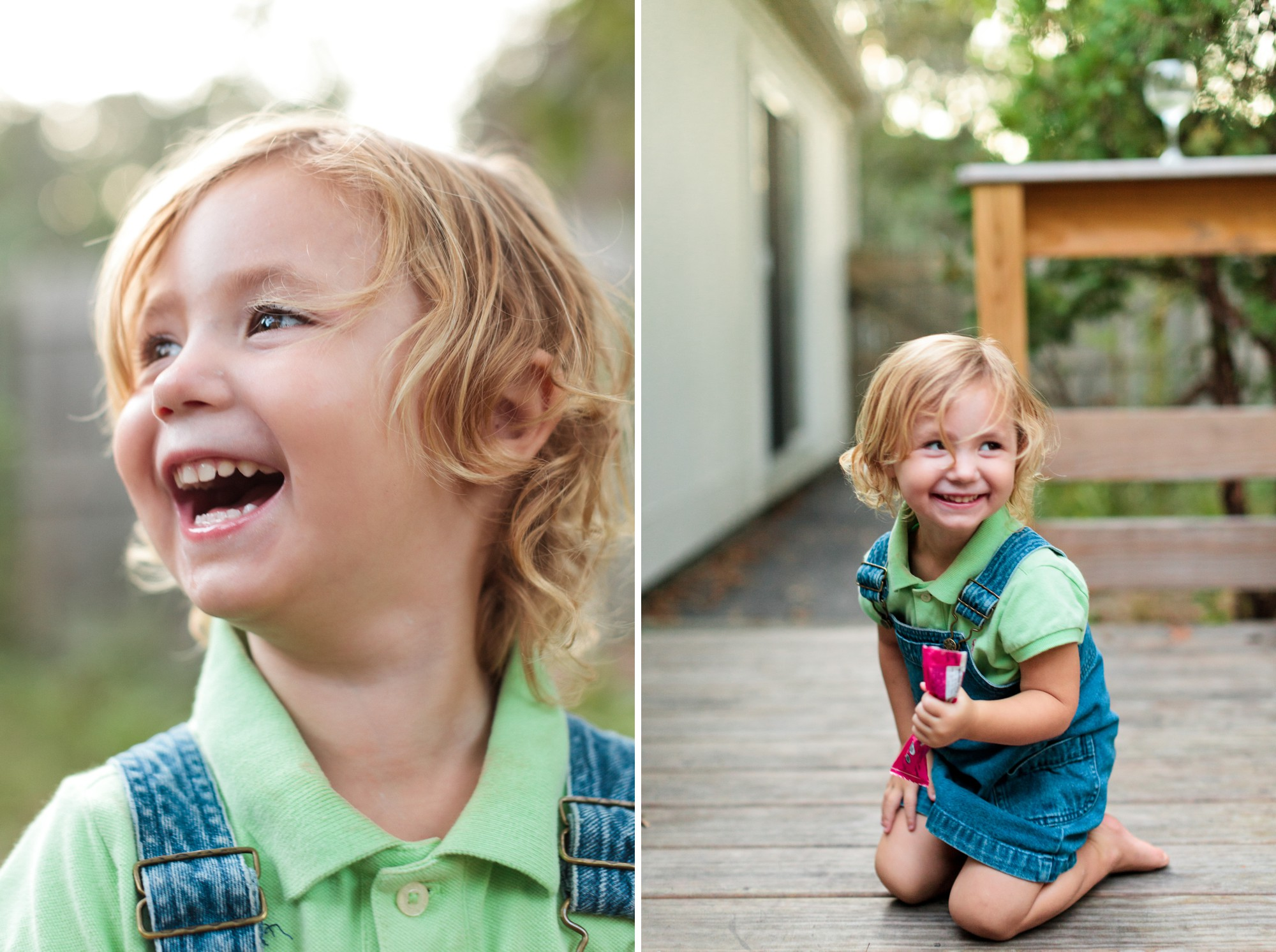 Kids Portrait Session