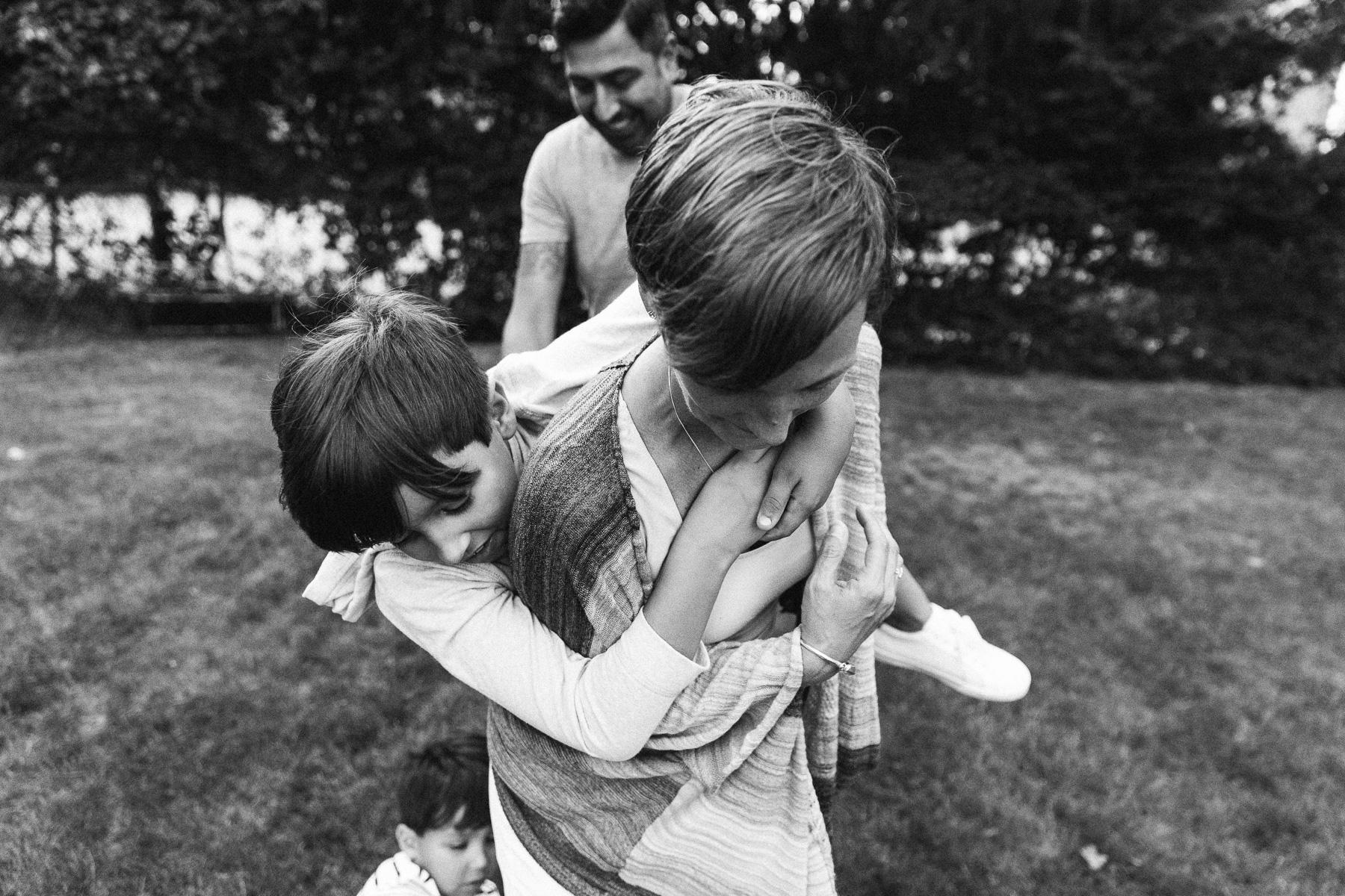 Joyful Family Photography