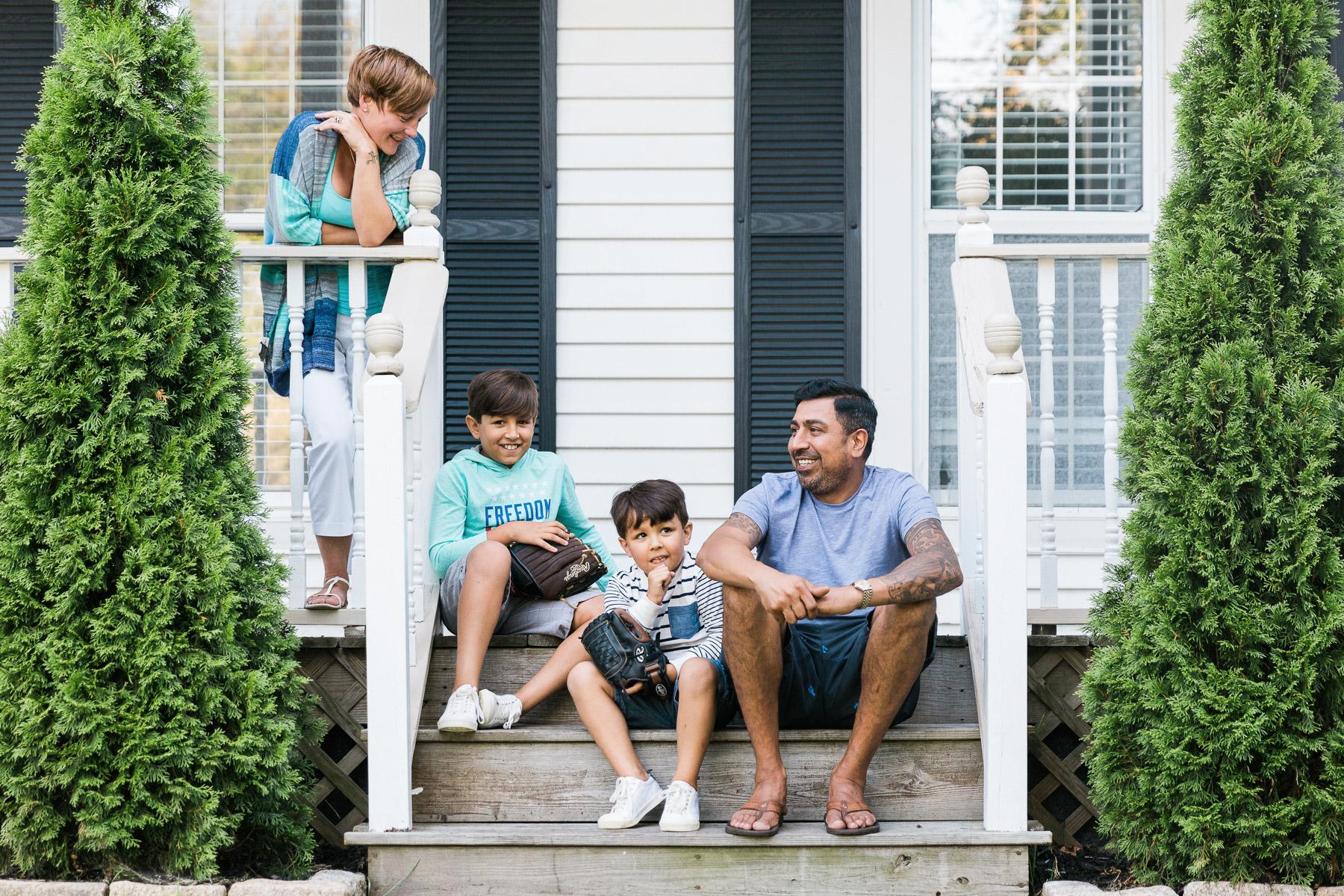 Honest Family Portraits