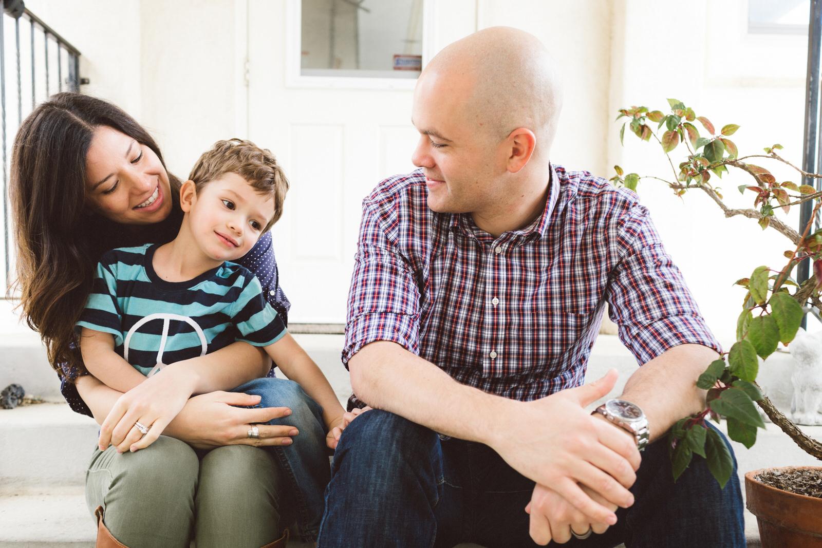 california family session