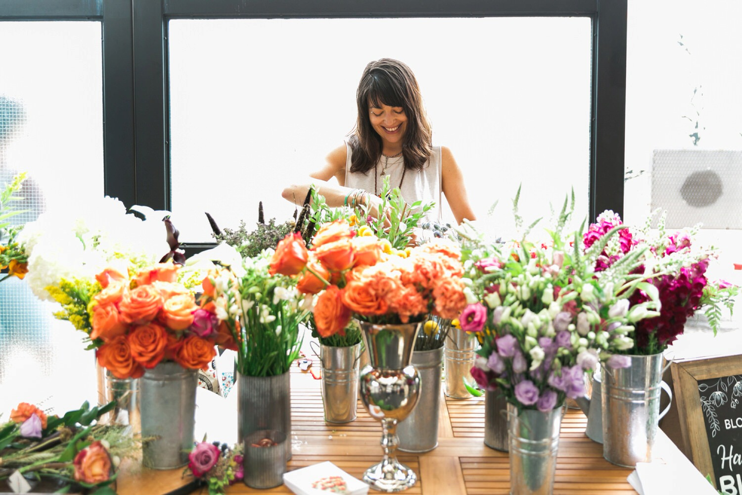 Shop Up NY Bloom That