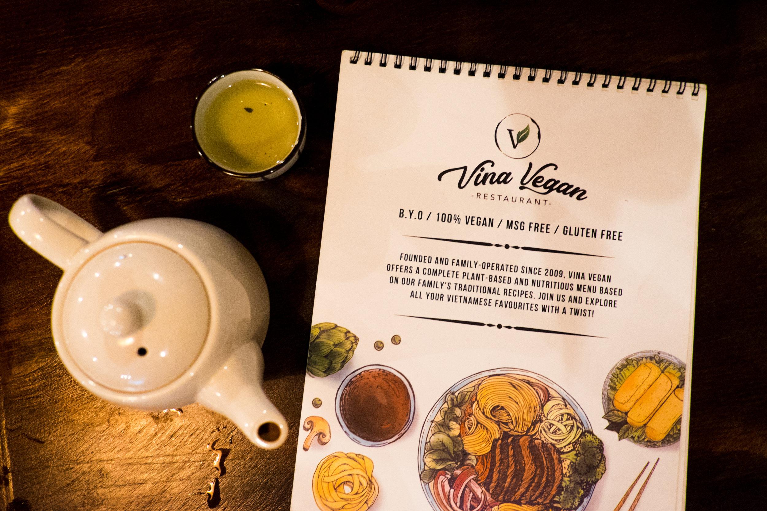 Review] Vina Vegan — The Miniature Life