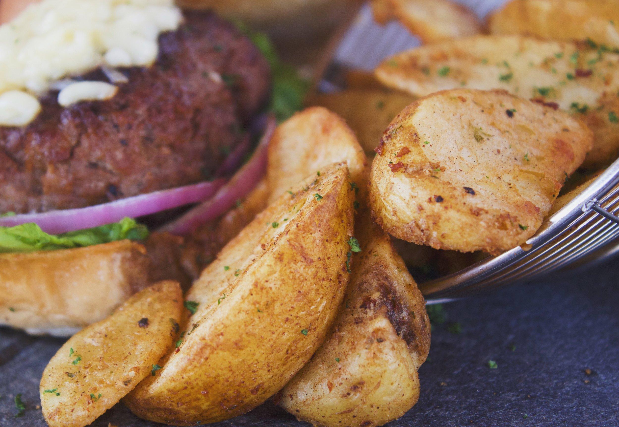 Potato Wedges_Big Js Food