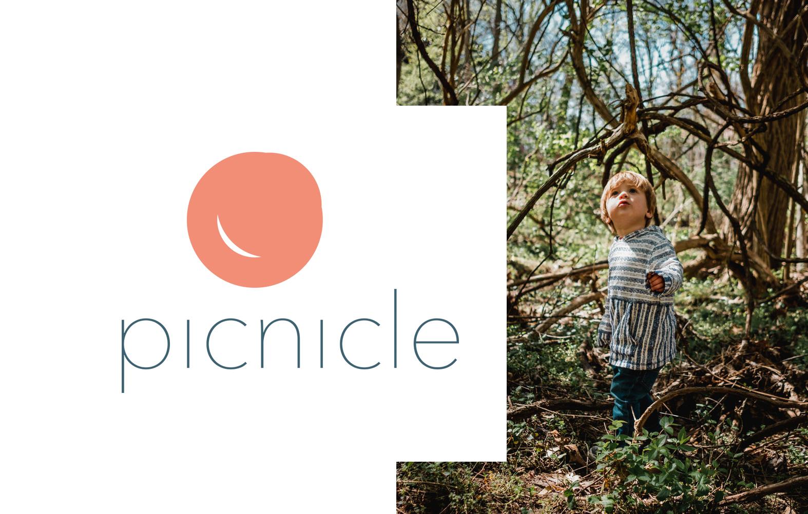 Logo-design for  picnicle .  Foto: Unsplash