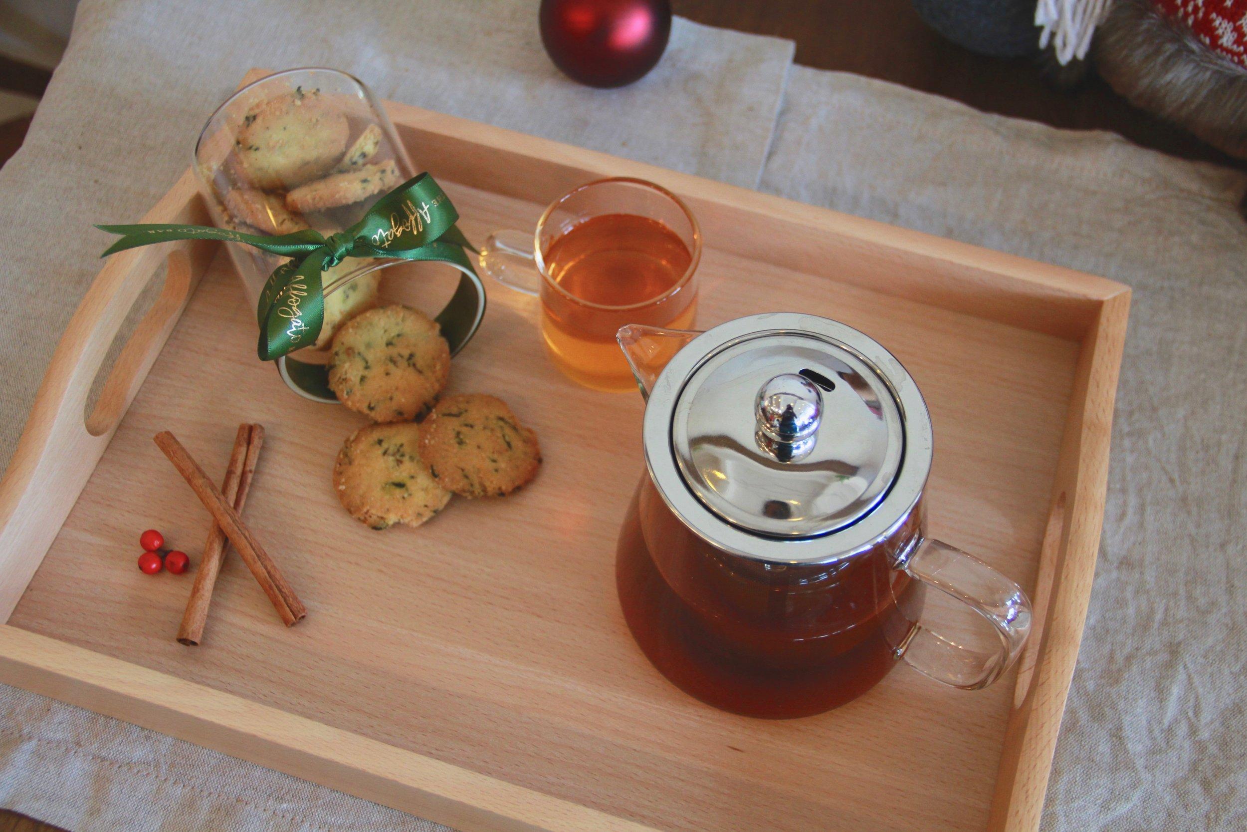 Sable tea set