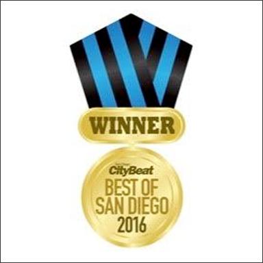 San Diego CityBeatBest of San Diego 2016 -