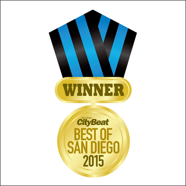 San Diego CityBeatBest of San Diego 2015 -