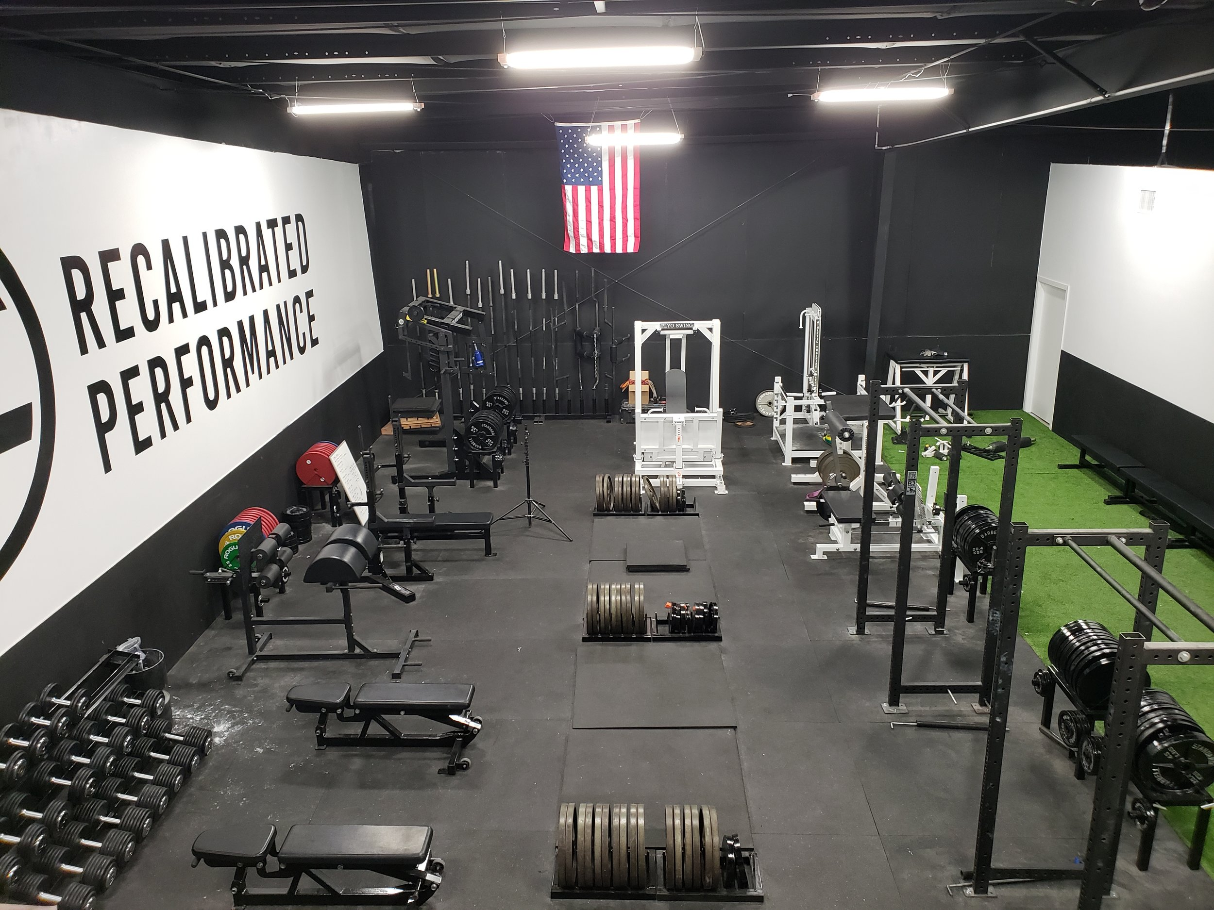 Strength and Performance Training Facility