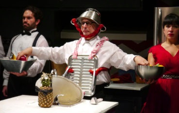 Cutting Ball Theater's 2014 production of Ubu Roi in San Francisco.