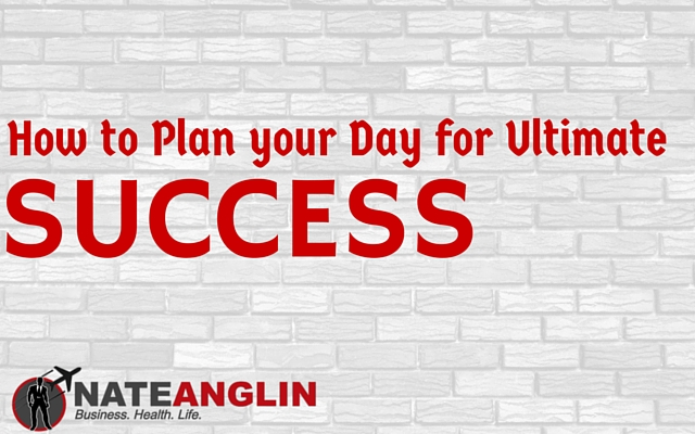 How to plan your day for ultimate success