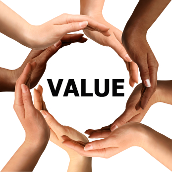 Be valuable