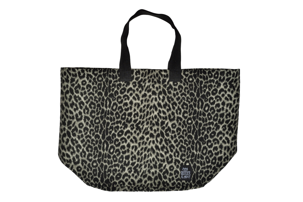 BB LEOPARD BLACK