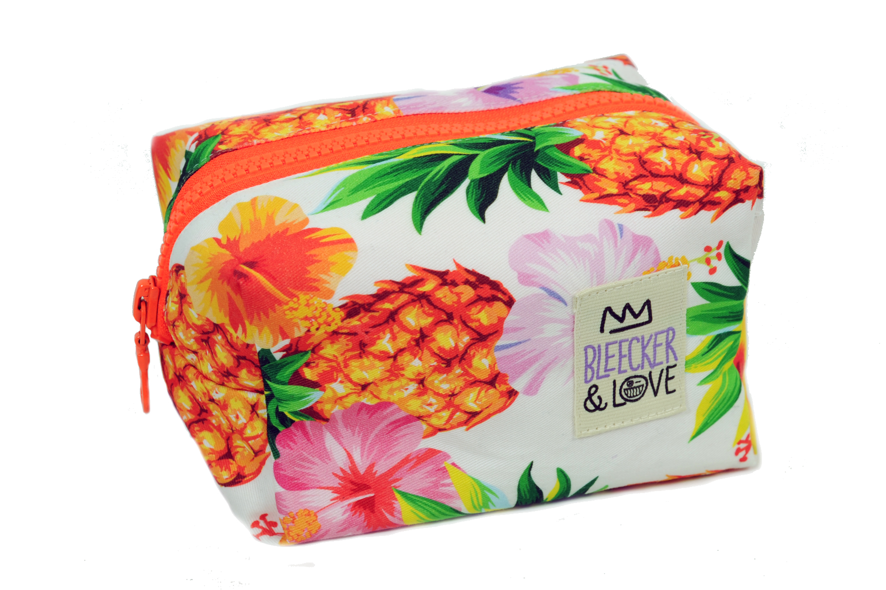 POUCH ANANAS ORANGE