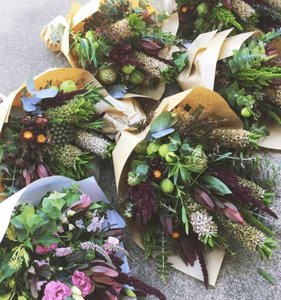 Queen of Stems. Castlemaine Florist. Wedding & Special Order Flowers