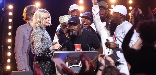 Skepta wins the Hyundai Mercury Music Prize 2016