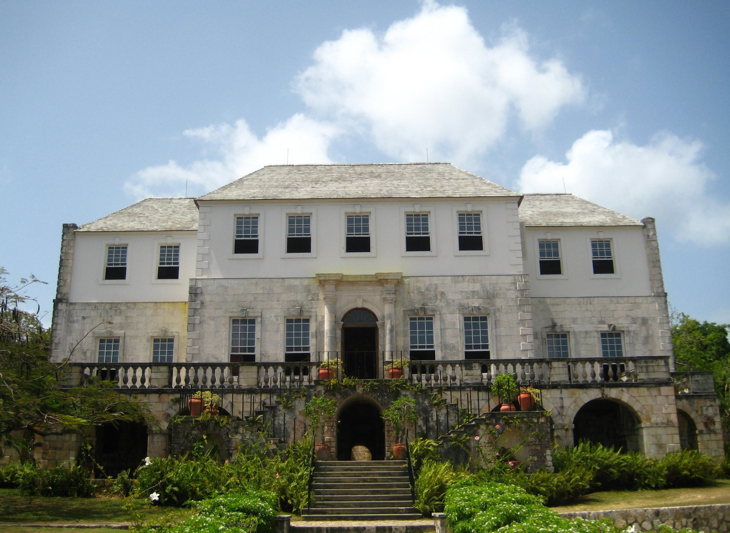 The real Rose Hall, Jamaica.