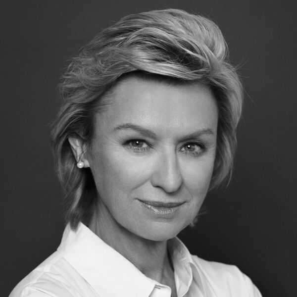 Writer, journalist and powerful woman Tina Brown CBE