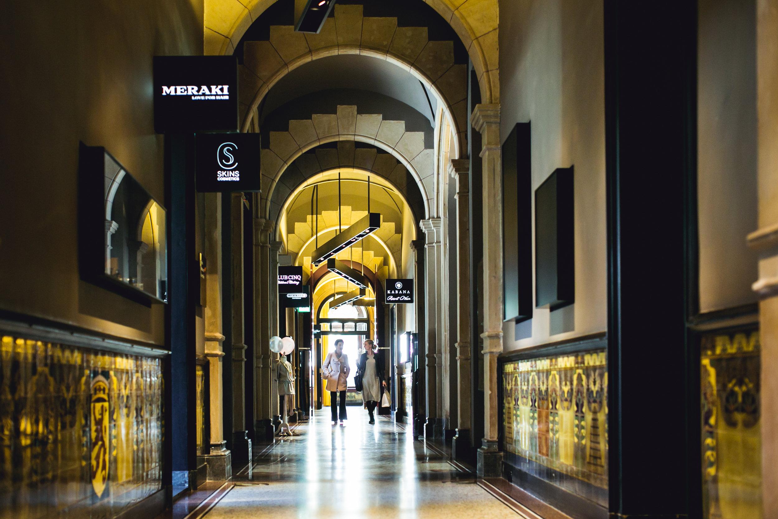 Van Baerle shopping gallery