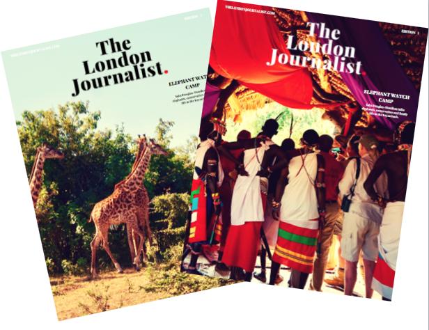 The London Journalist magazine