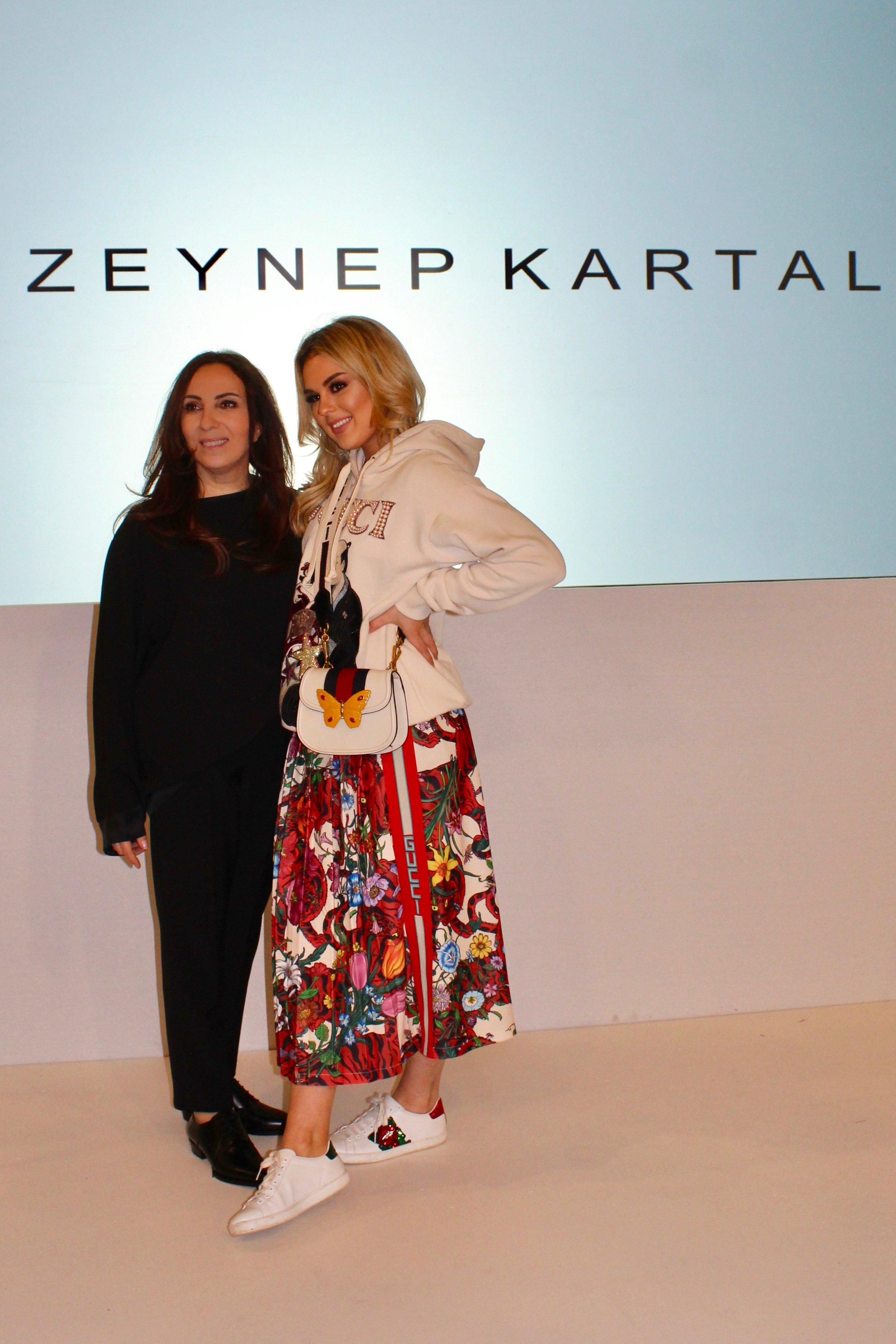 Zeynep Kartal and Talia Storm