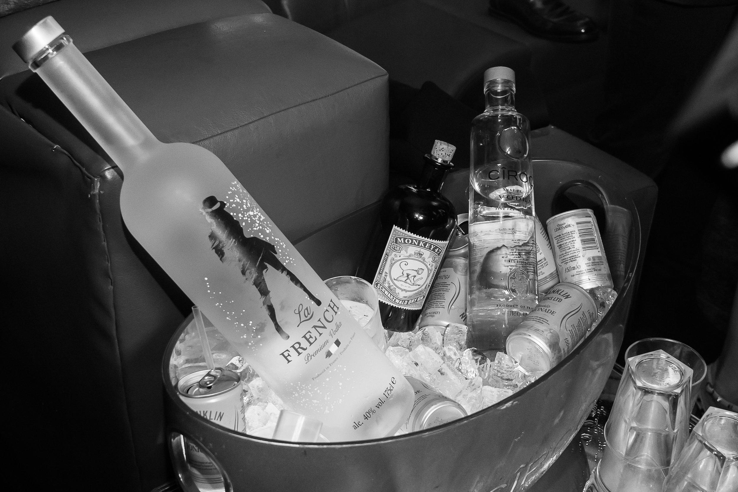 La French Vodka sponsors of The London Club & Bar Awards 2018.