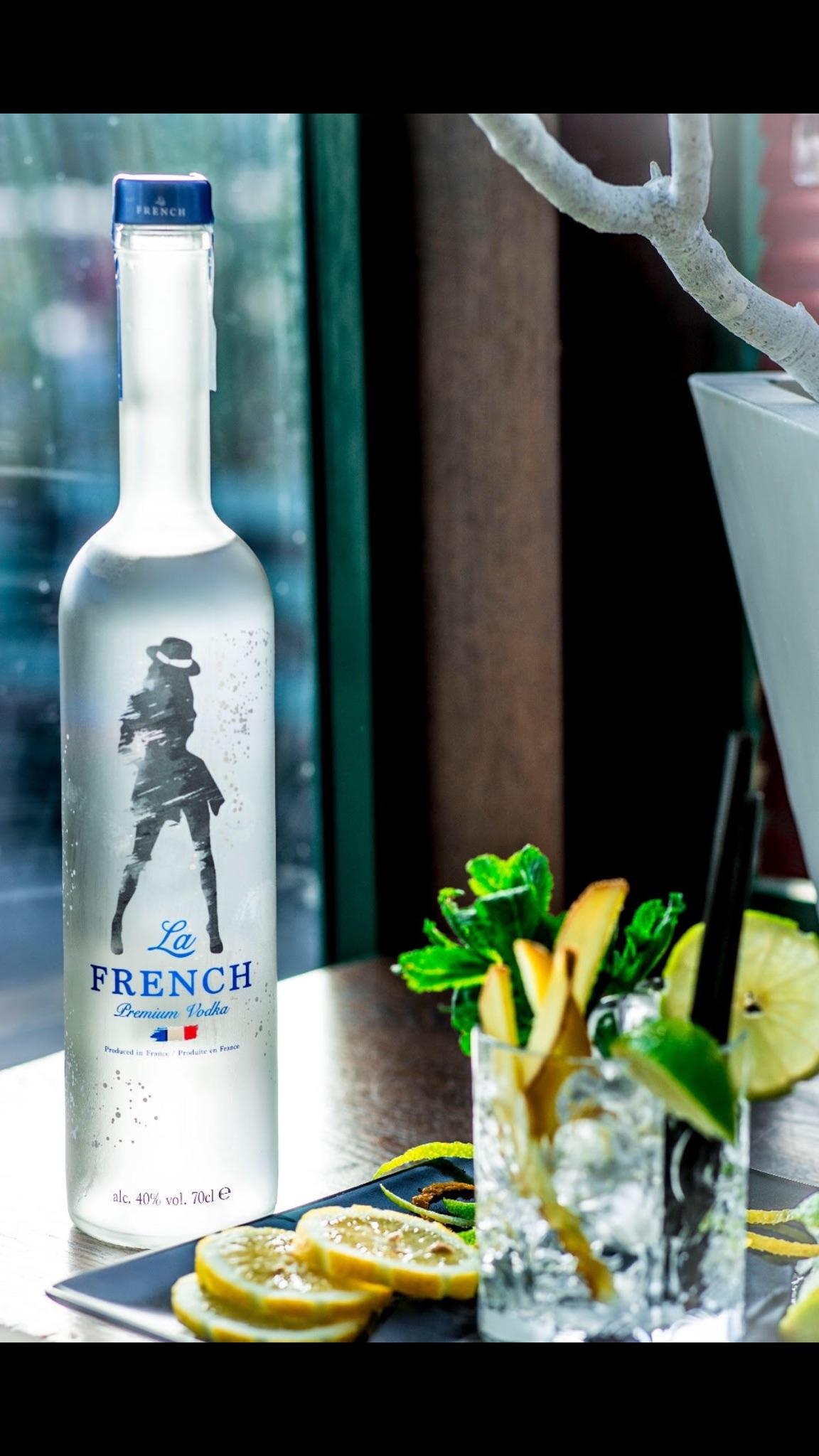 La FRENCH Premium Vodka