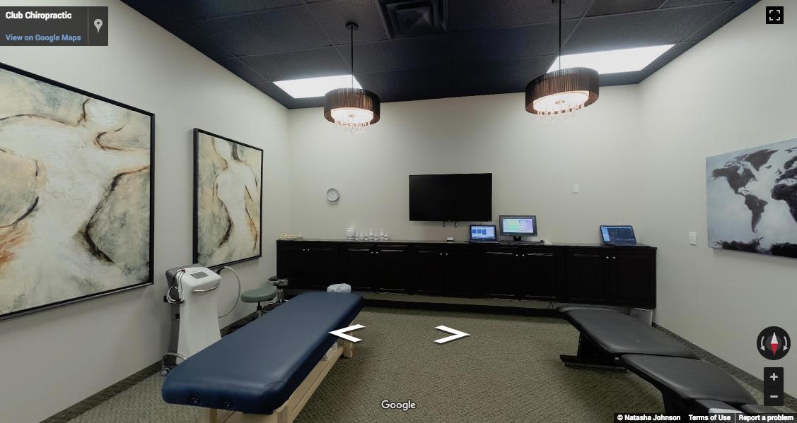 Club Chiropractic - 1603 Battleground Ave, Greensboro, NC 27408