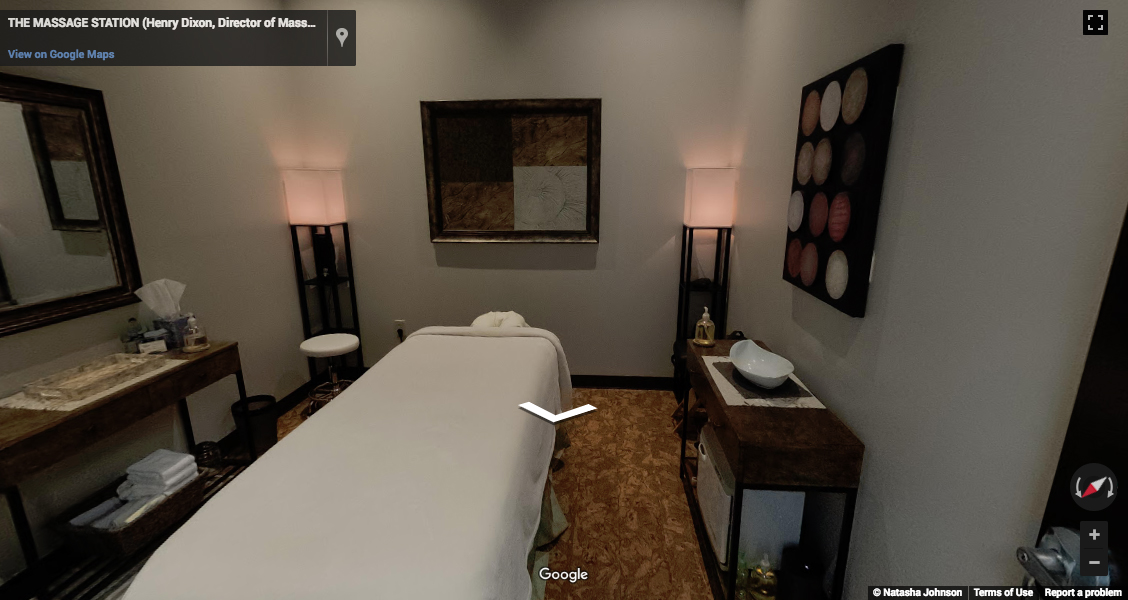 the Massage Station - 1603 Battleground Ave, Greensboro, NC 27408