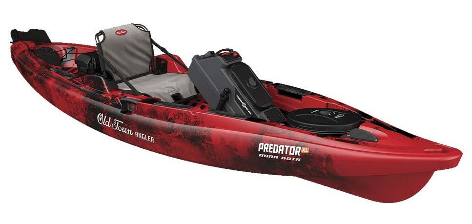 Fishing Kayaks -