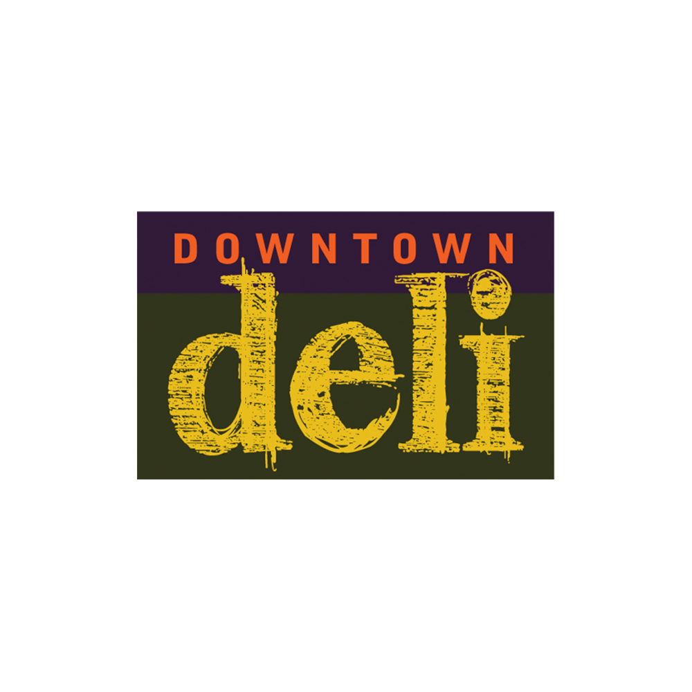 Downtown Deli   The challenge was to create a brand for a new deli in Northeast PA to create a fun and welcoming feeling.