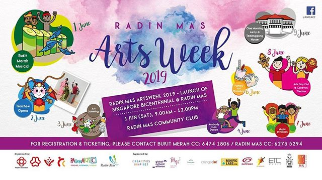 We are so excited to be part of Radin Mas Arts Week, that begins on 1st June! Our two AnyBody Can Dance Programs are completely full so we can't wait to start grooving with all of you! Check out this space for more exciting updates! #creativesinspirit #anybodycandance #play #radinmas #community