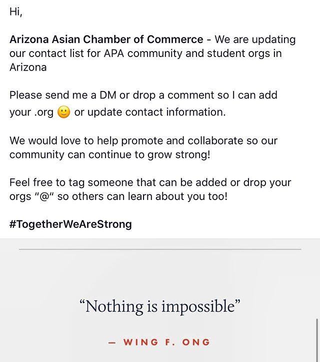 #TogetherWeAreStrong #Community  #AZ #Asian #American 🙏🏼🔥🔥🔥