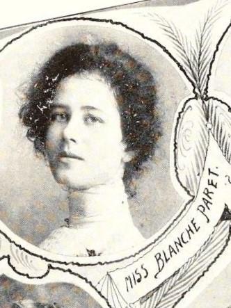 Blanche Paret 1901