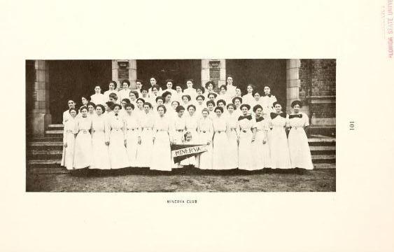 Minerva Club 1910