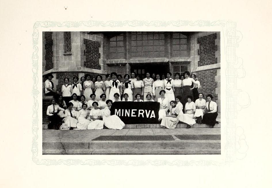 Minerva Club 1913