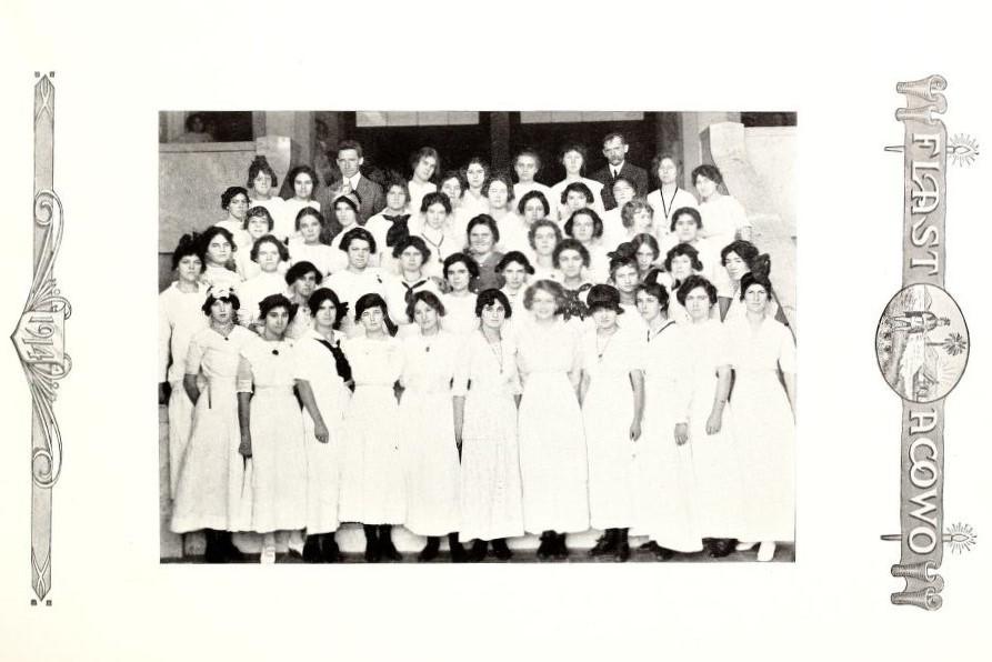Minerva Club 1914
