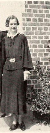 Elizabeth Thompson 1936