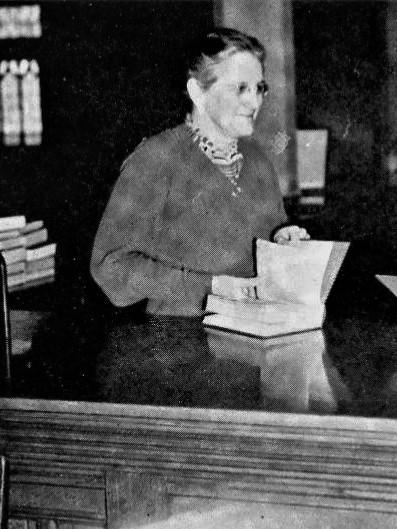 Coach Louise Richardson