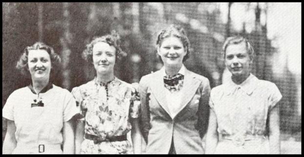 1936 - 1937 FSCW N.S.F.A. Committee