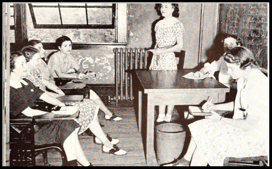1937 - 1938 FSCW Debate Committee