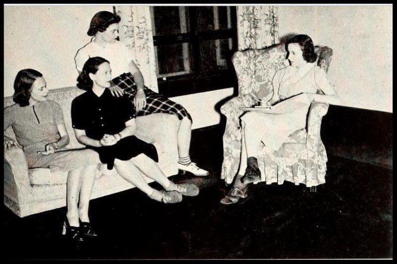 1937 - 1938 FSCW N.S.F.A. Committee