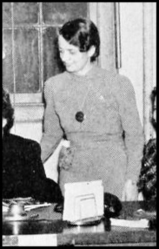 Coach Margaret Wyly